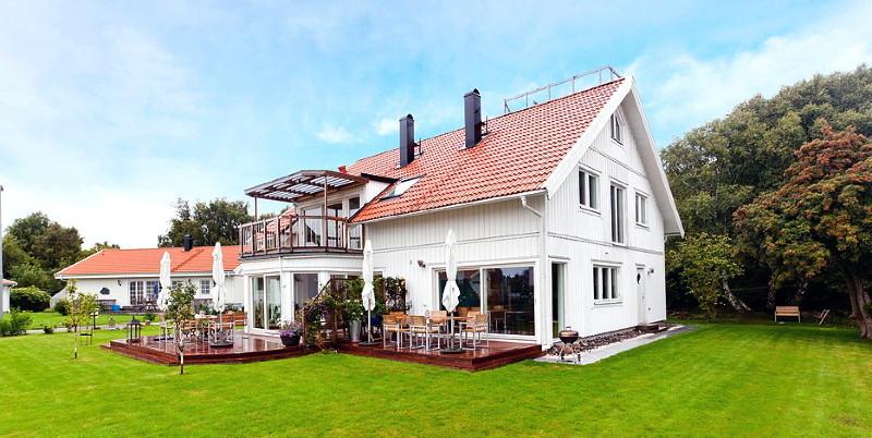 Ferienwohnung Schweden, Bohuslän, 43083 Vrångö:  Villa Solviken